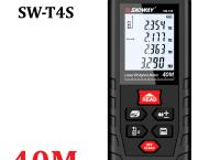 SNDWAY 레이저 거리 측정기 40m ($15.79/무배)