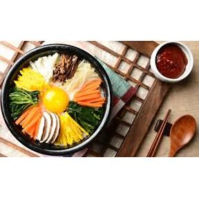 비빔밥 입니다