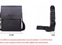 (알리)FEIDKA POLO 남성 심플한 가방 $ 13.33