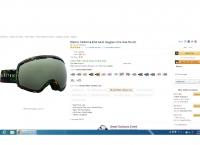 [Amazon] Electric EG2 & Dragon NFX2 Ski Goggles ($45.83~$109.99 /Free over $49)