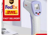 알리] gavaer CE FDA 아기/성인 비접촉 디지털 온도계 ($46.2 / 무배)
