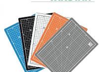 칼자국을 스스로 회복하는 셀프힐링기능의 커팅매트 다양한 색상 및 크기