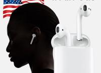 Apple 에어팟 무선 블루투스 이어폰 ($135, 원화151,470원/무료배송)