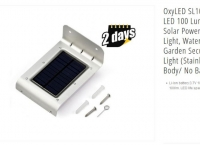 [neweggflash] OxyLED SL10 16 Super Bright LED ($12.99/FS)