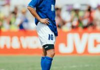 이탈리아 레전드 로베르토 바조가 경기질 때 상대에게 하는 말은?