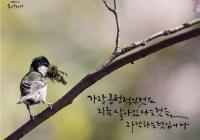 """[감동] 법륜스님 한마디 """"긍정적으로 보면"""""""