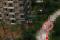 중국 고급아파트 모자이크의 비밀