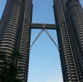 말레이시아 쌍둥이 빌딩
