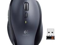 [meritline]Logitech M705 Wireless Marathon Mouse, Refurbished ($16.99/fs)