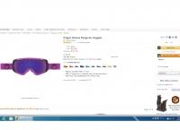 [Amazon] Dragon Rogue & Electric EG 2.5 Goggles ($19.46&$28.83/Free, 한국직배가능)