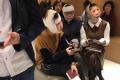 김포공항에서 출국 불허 된 중국 여대생들