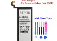 [알리]갤럭시노트5 N920 교체용 배터리($10.42/무료배송)