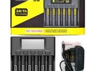 [알리] LiitoKala Lii-S6 Lii-500S 범용 배터리 충전기($24.05/무배)
