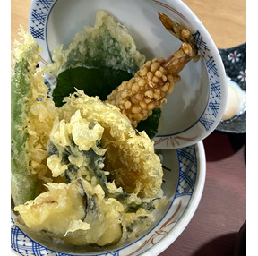 점심은 텐동