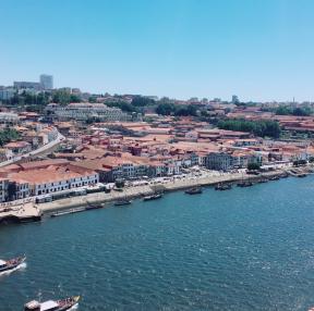 포르투갈 포르토!