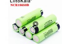 [알리] liitokala  충전식 리튬배터리($2.25/무배)