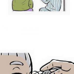 눈물주의) 작업거는 할아버지...