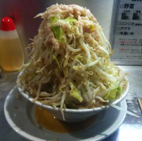 일본의 흔한 라멘입니다..