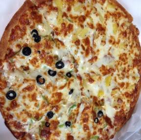 콤비네이션 피자~~~~