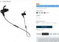 [harmanaudio] JBL SYNCHROS REFLECT BT RECERTIFIED 리퍼 ($29.99/무료)