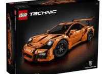 [아마존] LEGO TECHNIC Porsche 911 GT3 RS 42056