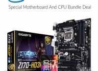 [ebay] i7-6700k + Gigabyte GA-Z170-HD3P ($389.99/free)
