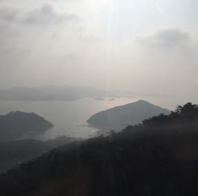 통영 한려해상국립공원