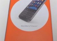 [Ebay]Manufacturer refurbished-BlackBerry Classic. SQC 100-4.16GB.Black-GSM Unlocked-Smartphone (179$/FS)