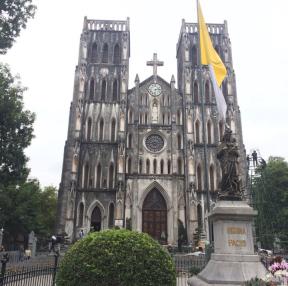 하노이의 성요셉 성당