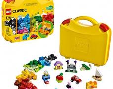 LEGO 레고 클래식 Creative Suitcase 할인가 $15.99
