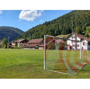 스위스 동네 축구장