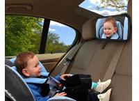 Baby & Mom 합배용으로 추천! 뒷자석 아기 카시트 백미러 할인코드 적용시$6.95