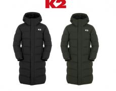 [역시즌] K2 2018년 신상 거위털 롱패딩 (146,230원 / 무료배송)