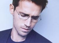 [알리]나사 없는 티타늄 사각 안경테($28/영문주소 입력시 한국까지 무료배송)
