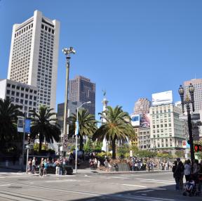 샌프란시스코 갔을때