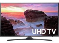 """Samsung 50"""" 4K UHD LED TV ($500)"""