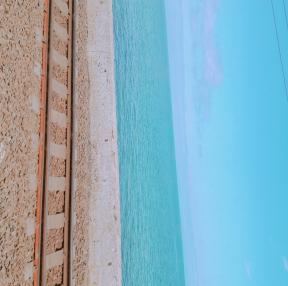 삿포로 바다!