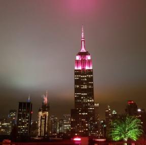 뉴욕 엠파이어스테이트빌딩