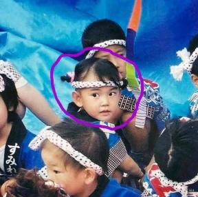 미야와키 사쿠라 어린시절