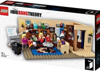 [AMAZON] LEGO Ideas The Big Bang Theory 21302 Building Kit [$45.67/FS]