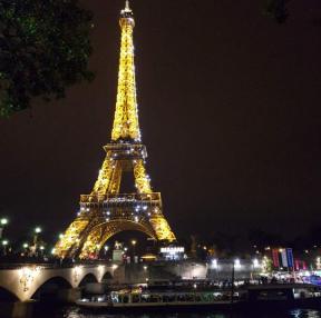 에펠탑야경