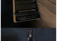 컬럼비아 남성용 옴니히트 발열 집업 M(네이비) 핫딜공유