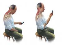 올바른 스마트폰 사용 자세