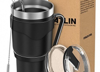 Atlin Sports Atlin Tumbler [30 oz. Double Wall Stainless Steel Vacuum Insulation] 텀블러추천