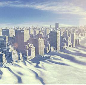 몇달 속초에서 살았는데 진짜 눈이...