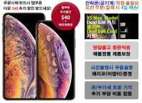 Apple 아이폰 iPhone XS/XS Max (1,357,300원 /무료배송)