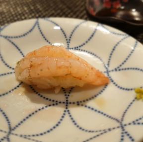 단새우초밥