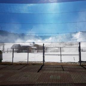 양산 에덴벨리 스키장