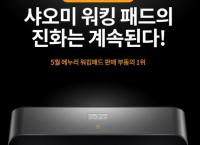 [워킹패드] 샤오미 워킹패드 R1 온라인 최저가!