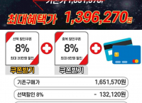 LG 15인치그램 15z995-vr50k 최종가격 1,396,270원